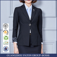 Design Latest Ladies Office Suits Womens Trouser Suits