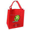 cheap folding logo printed pp image non woven bag for promotion