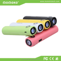 Factory Tube cylinder shape universal google power bank 3000mah Cheap Price OEM Welcome