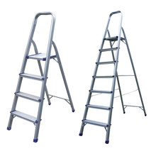 New product 2017 aluminum moving platform ladder With Promotional Price