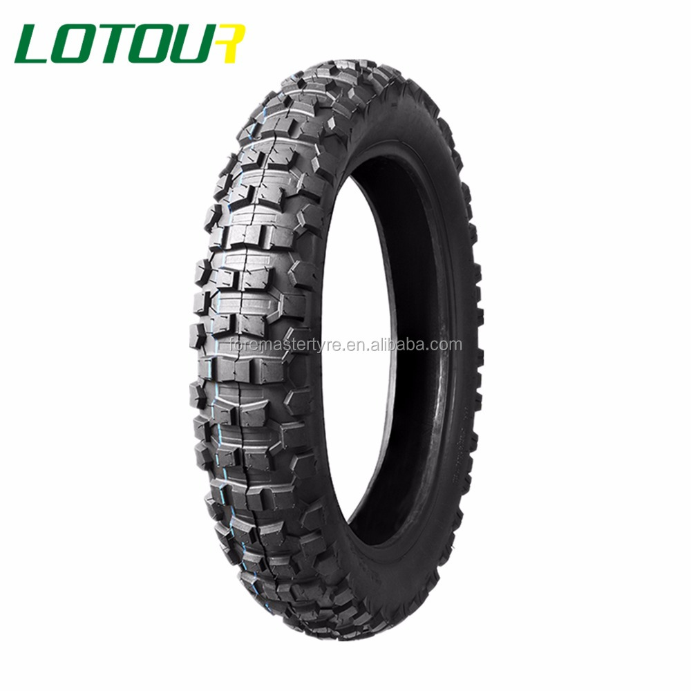 China low price off road dirt bike motorcycle tire 120/100-18