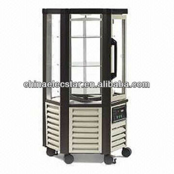 Hexagon Patisseries Chiller Display Cabinet, Also Available in Quadrilateral/Trapezia/Triangle Shape