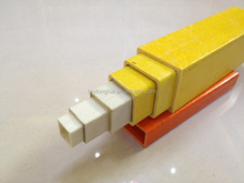 pultruded structure square tube,fiberglass pultruded profiles
