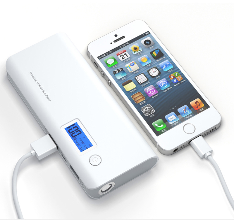 20000 mah wholesale supplier powerbank with dual USB mobile charge Powerbank