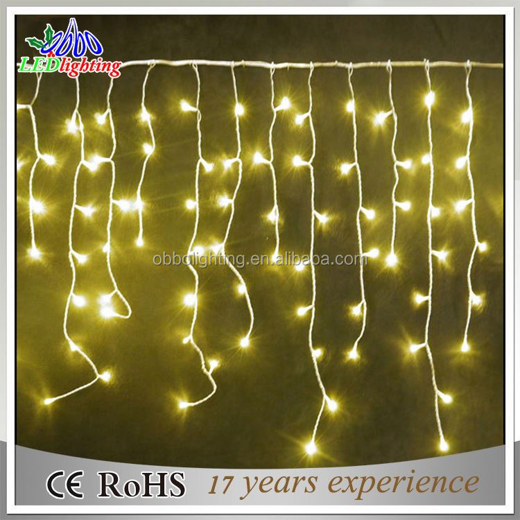 Hot sell products warm white led fairy light holiday decoration light