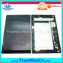 LCD Display + Touch Screen Digitizer Assembly with Frame Replacement for Sony Xperia Tablet Z LTE 10.1 inch Black