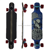 "Foxen 8.0"" 100 % Canadian Maple Blank Skateboard and Complete skateboard"