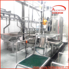 Pig Butchery Machine Line Pork Process Equipment for Pig Slaughtering Machine