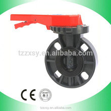 High-performance 20 ~63'' Plastic Injection 90 Degree Ball Valve