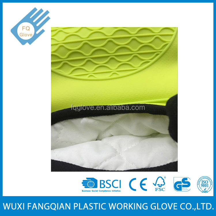 Cotton Protective Microwave Glove