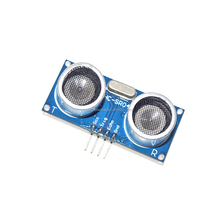 Hot Selling Blue 5V Distance Measuring Transducer Sensor HC-SR04 Ultrasonic Sensor