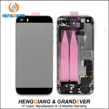 4.0 inch Grade AAA+ housing for iphone 5s rear back cover housing assembly