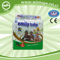 Baby High Quality OEM Disposable Baby Diaper Manufacturers in China