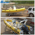 Gather CE certificate China Inflatable cheap inflatable boat with motor