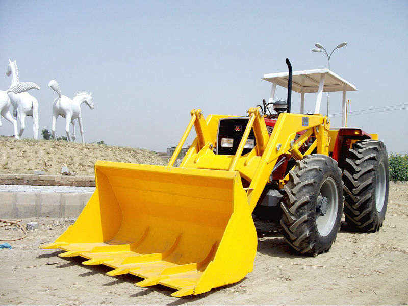 Y-Z MF Industrial Front End Loader