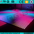 Events decoration 60x60cm portable starlit light up led dance floor