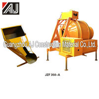 Hot Sale Africa!!! 500L CE Certified Diesel Harga Concrete Mixer with 18-20m3/h Productivity, Guangzhou Manufacturer