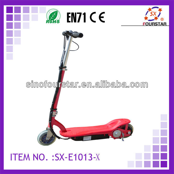 Mini CE Approved Child Hot Selling Fourstar Electric Scooter 120W