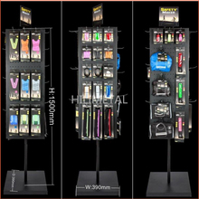 Mobile phone rack cell phone case display rack