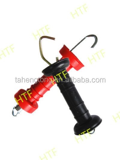 CHINA EXPORT GATE HANDLE for ELECTRIC FENCE for livestock