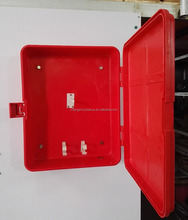 Glass fiber fire hydrant box with crossion reistance