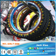 Good stock bicycle tyre color tires from Hebei China bike tyre manufacturer
