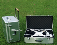 DJI Phantom 2 box With Pull Out Telescopic Handle