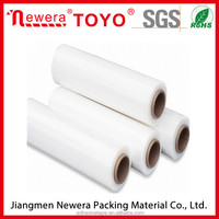 LLDPE Material and Transparent Type Jumbo wrap PE Stretch Film