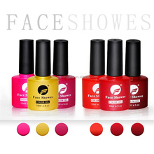 NEW Arrival Fashionable Top lady Professional Soak off uv gel nail polish for UV led lamp