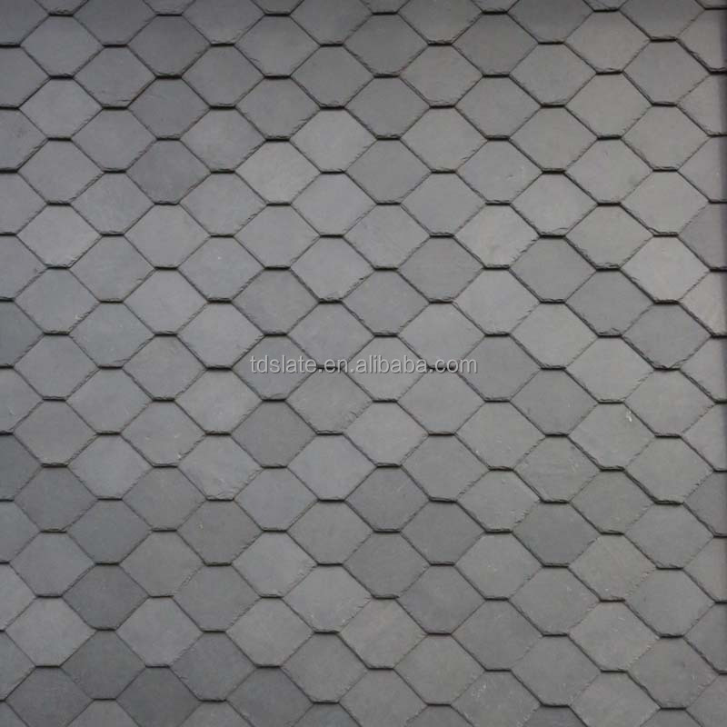 Stone exterior wall cladding slate tiles