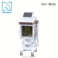 2016 Newest oxygen chamber for skin whitening spray for Beauty Salon
