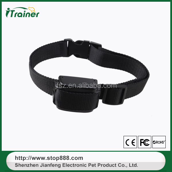 Customized waterproof wireless remote pet dog fence with remote training shock collar