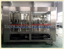 First class automatic plastic bottle washing filling capping machine for self filling water bottle
