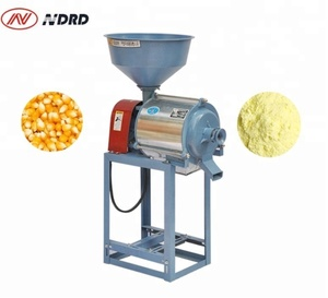 NDRD Factory Price Wholesale Small Scale Maize Wheat Flour Mill Machinery