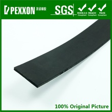 High performance best Factory Price Cutomized ROHS2.0/PAHS/REACH NBR EPDM Rubber Weather Strip with 3M adhesive tape