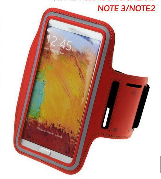 For Samsung Galaxy Note 3 N9000 Neoprene Running Sport Armband