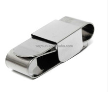 Portable Professional Magnetic Stainless Steel Chalk Holder Clip For Snooker/Billard Pool Cue DHL Freeshipping
