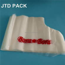 Qingdao JTD Plastic Manufacturer Wholesale Leak Proof Disposable Clear Foot Spa Bath Bags