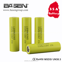 Hot Sales promotion LG he4 18650 2500mah l3.7V rechargeable batteries lithium ion battery 18650 3.7v battery