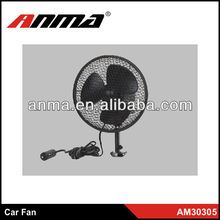 solar power car cooling fan