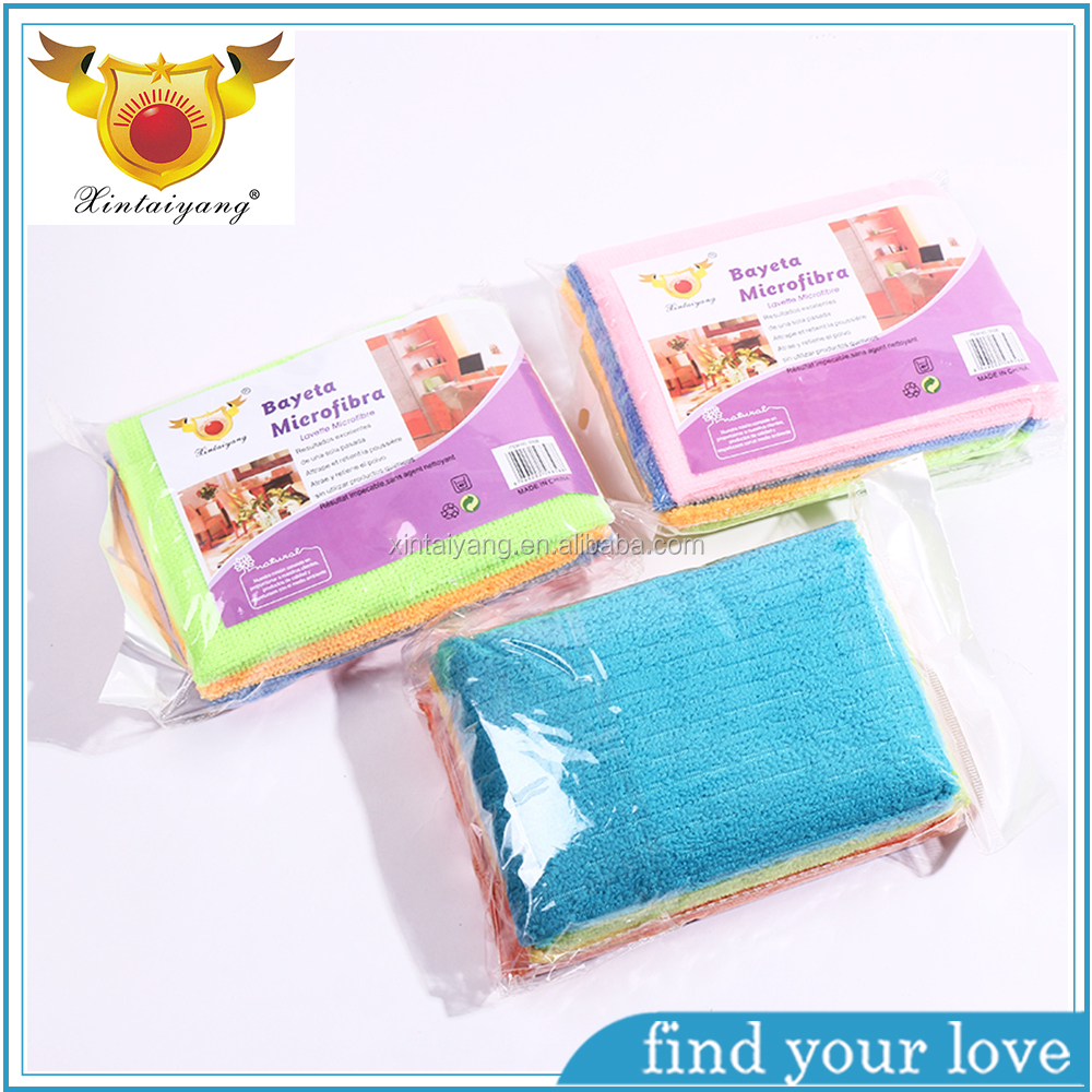 Xin Tai Yang Wholesale Newest Design Cleaning Cloths / Towels / Rags