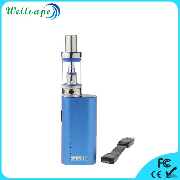 Huge vapor 2200mAh battery Jomo Lite 40 mod vape dark knight vaporizer