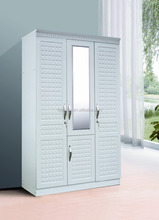 white wooden wardrobe with tv cabinet for durban market