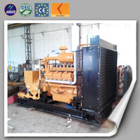 Self powered electric biogas generators price biogas generator 100kw