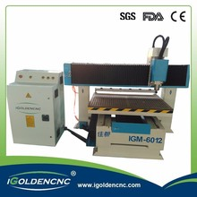 Hot sale rotary cutting machine/metal engraver/cnc metal cutting machine