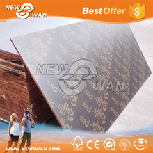 China Supplier Building Materials Cheap 18MM Film Faced Plywood
