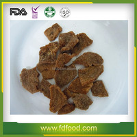 Portable high security freezed dried natural beef