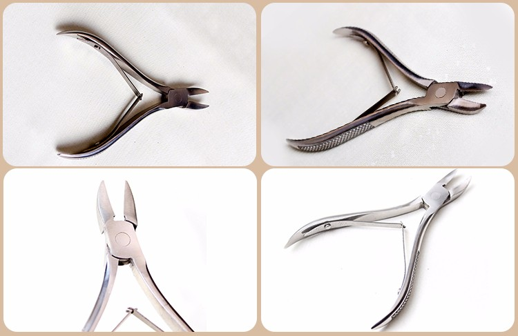 OEM Wholesale High Supply Durable Stainless Steel Function Of The Cuticle Nipper For Nail