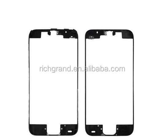 High quality Middle Frame bezel with glue for iphone6 4.7