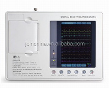 CE Approved Portable 12 Lead Wireless ECG EKG Machine, ultrasound ecg paper rolls best China Manufacturer